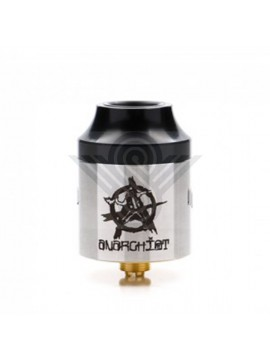 RIOT RDA - ANARCHIST