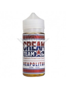 NEAPOLITAN - TPD 100ML 0MG - CREAM TEAM