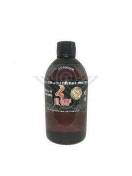 BASE VAPEO OIL4VAP 500ML - SIN NICOTINA