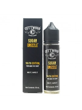 SUGAR DRIZZLE 50ML TPD - CUTTWOOD