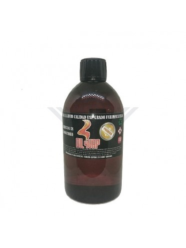 BASE VAPEO 420ML 50/50 SIN NICOTINA - OIL4VAP