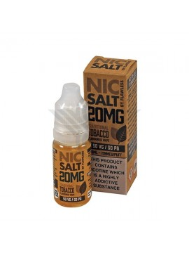 TRADITIONAL TOBACCO 20MG 10ML - NIC SALT