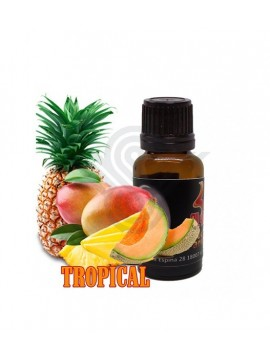AROMA TROPICAL 10ML - OIL4VAP