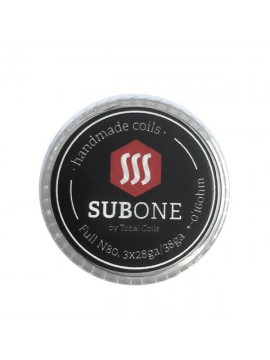 SUBONE 0.16 COIL - TOBAL