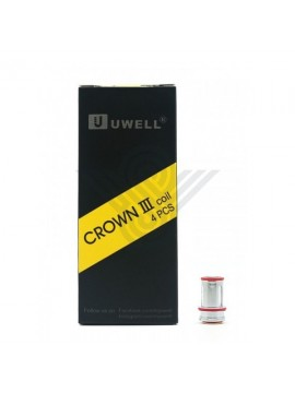 CROWN 3 0.25 COIL - UWELL
