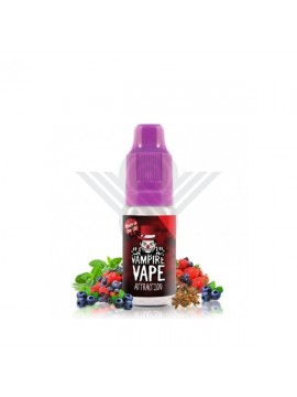 VAPE ATTRACTION 10ML 0MG - VAMPIRE VAPE