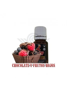 AROMA CHOCOLATE Y FRUTOS ROJOS 10ML - OIL4VAP