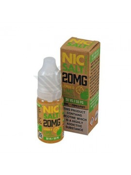 LEMON LIME 20MG 10ML - FLAWLESS NIC SALT