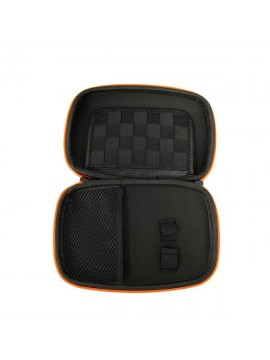 E-CIG CARRY CASE BLACK - VAPEONLY