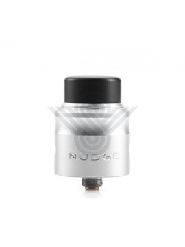 NUDGE RDA 24MM SILVER - WOTOFO