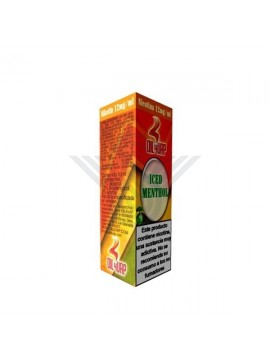 ICED MENTHOL 10ML - 12 mg ELIQUID OIL4VAP