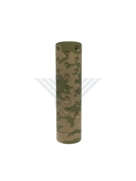 TISHINA MECH GREEN CAMO - RED ALERT VAPORS