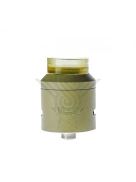 SPUTNIK RDA military green - RED ALERT VAPORS