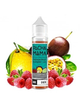 PASSION FRUIT RASPBERRY YUZU 50ML- PACHAMAMA