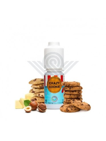 AROMA CRAZY COOKIE 10 ML - NOVA