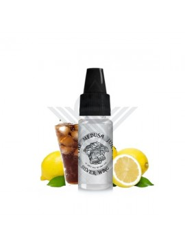 SILVER WING 10ML 3MG - MEDUSA JUICE