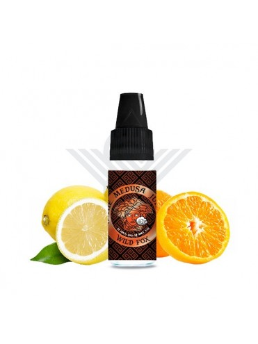 WILD FOX 10ML 12MG - MEDUSA JUICE