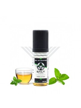 Green Storm 10ML 10MG - Salt E-Vapor