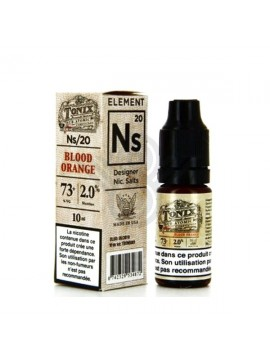 BLOOD ORANGE NIC SALTS 10 ML 20 MG - ELEMENT