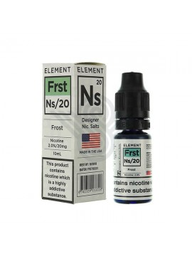 FROST DESIGNER NIC SALT 10ML 20 MG - ELEMENT