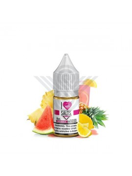 LUAU LEMONADE NIC SALT 10 ML 20MG - I LOVE SALTS