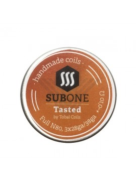 TASTED ALIEN 0.10 OHMS - SUBONE
