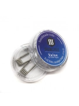 VALUE CLAPTON 0.13 OHMS - SUBONE