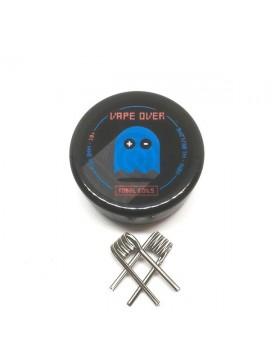 VAPE OVER 010 OHMS - TOBAL COILS