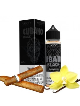 CUBANO BLACK 50ML - VGOD