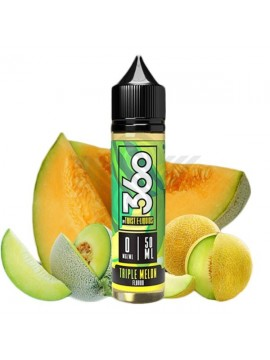 360 TRIPLE MELON 50ML - TWIST