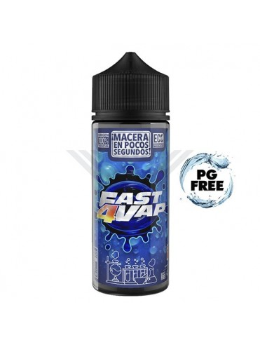 Base Fast4Vap 80ml (Macera Ultrarrápida) 50/50 - OI4LVAP
