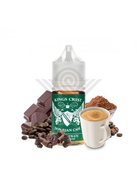 AROMA DON JUAN CAFE 30ML - KINGS CREST
