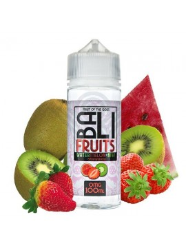 WATERMELON KIWI STRAWBERRY 100ML - BALI FRUITS KINGS CREST