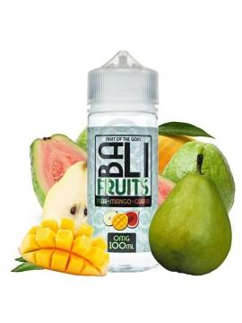 PEAR MANGO GUAVA 100ML - BALI FRUITS KINGS CREST