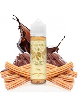 DON JUAN CHURRO 50ML 0mg - KING CREST