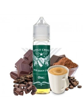 DON JUAN CAFE 50ML 0MG - KINGS CREST