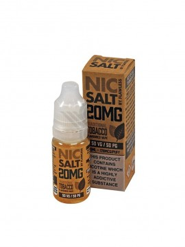 TRADITIONAL TOBACCO 10MG 10ML NIC SALT - FLAWLESS